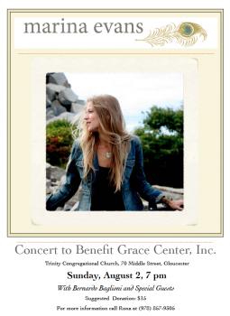 Grace Center poster
