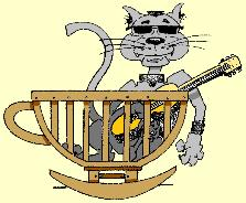 cat in the cradle logo