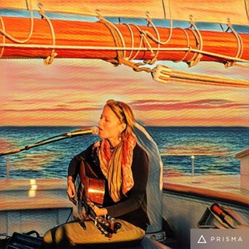 Marina on adventure_prisma