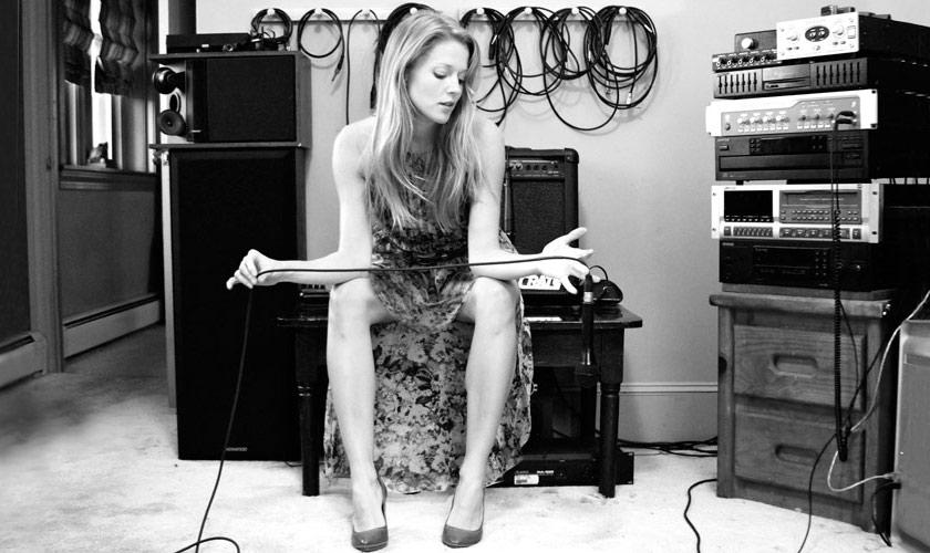 Marina at the Studio